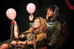 Glasto Glitterati (Sin Herbert) Tags: pink black hot guy girl strange festival glitter night canon dark balloons 50mm design designer balloon glastonbury surreal spooky glam sequins glasto glitterati hotgirl glamorous sequin canonef50mmf18ii canoneos1100d glastonbury2013