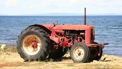Beach Boy (Vendin) Tags: newzealand tractor public coach waikato aotearoa coromandel kereta