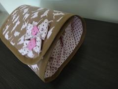 Necessaire Maika (PCPriscila) Tags: patchwork tecido necessaire saquinhos portacalcinhas portameias portabijou
