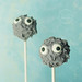 "Gray Monster Cake Pops for the Depressed Cake Shop • <a style=""font-size:0.8em;"" href=""http://www.flickr.com/photos/59736392@N02/9525052508/"" target=""_blank"">View on Flickr</a>"