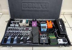 Pedalboard August 2013