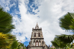 St. Patrick's Cathedral. Roseau, Dominica. (GlobalGoebel) Tags: 3 church saint st canon eos catholic cathedral mark iii patrick steeple tropical 5d caribbean patricks romancatholic dominica roseau ourlady mark3 markiii 1635mm 1635mmf28l canonef1635mmf28l canonef1635mmf28liiusm ourladyoffairhaven