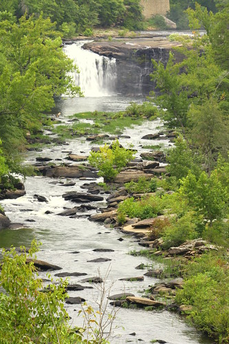 Little River Falls (from the upstream observation deck)