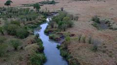P1040428 (H Sinica) Tags: balloon safari hotairballoon masaimara maasaimara marariver