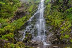 Beautiful Waterfall in North Cork (Hughie O'Connor) Tags: ireland mountain rural waterfall cork rustic remote millstreet idyllic