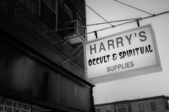 Harry's Occult & Spiritual Supplies (Philip Masturzo (Done on this site)) Tags: philadelphia photography phil streetphotography photoaday philly canont3i totallyeverydayawesome