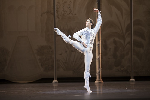 Matthew Golding to join The Royal Ballet as a Principal