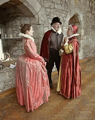 Tudor trio (Reinardina) Tags: england hampshire medieval tudor southampton winklestreet godshouse tudorrevels