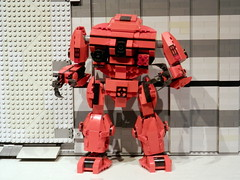 P9290355 (Evans Armaments) Tags: lego gaming mecha mech battletech moc bricktech