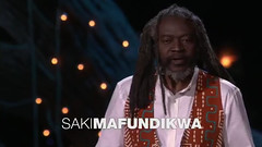 Saki Mafundikwa,留美二十年后回津巴布韦创建了一所Bauhaus式的设计学院,鼓励学...