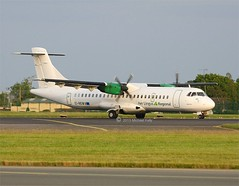 Aer Lingus Regional (Aer Arann)       ATR72                      EI-REI (Flame1958) Tags: dave dk dub aerlingus dublinairport 010713 davekelly 0713 atr atr72 davidkelly aerarann 2013 eidw eirei regionalairline aerlingusregional