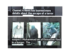 2013_11_080010 - Terror suspect fled in a burger (t2) (Gwydion M. Williams) Tags: uk greatbritain england funny britain humor humour subtitles captions subtitle misprint burka misprints mohammedahmedmohamed