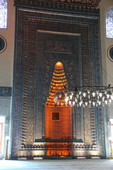 IMG_3470 (Saud Al-Mutlaq) Tags: turkey borsa  greenmosque