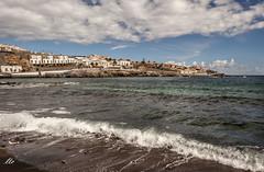EL PORÍS DE ABONA (letrucas) Tags: españa spain cielo canaryislands atlántico islascanarias arico isladetenerife porísdeabona costasurdetenerife