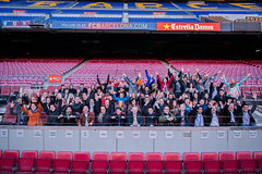 """The DTIC 2013 community at FC Barcelona • <a style=""""font-size:0.8em;"""" href=""""http://www.flickr.com/photos/95599160@N04/11082375074/"""" target=""""_blank"""">View on Flickr</a>"""