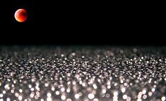Red Moon ..Metallic Rain (Vafa Nematzadeh Photography) Tags: lunar lunareclipse lunareclipse2018 moon nightsky night tehran iran fineart canon canonphotos natgeo vafaphotography rain raindrops dreamscape nationalgeogrphic redmoon drops metallicrain nasa light darkness sky thephotosociety creativity