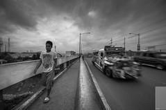 DoomsdayClock_TSPumpkin (JuanLaurito) Tags: bridge pentax sigma 1020mm pasigriver jeepney pasig k7