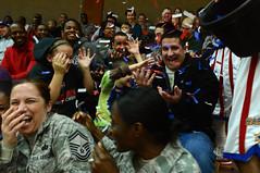 Harlem Globetrotters electrify Saber Nation with 91-78 win (Spangdahlem Air Base) Tags: basketball harlem nation navy entertainment saber forces armed globetrotters spangdahlemairbase