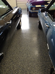 Epoxy Floor Coating, Portland, OR