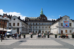Stockholm am Stadtmuseum (KL57Foto) Tags: city museum pen sweden stockholm schweden olympus stan stadt sverige innenstadt ep1 gamla kl57foto