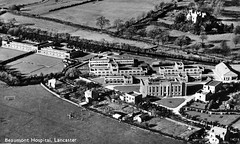 Beaumont Hospital, Lancaster (robmcrorie) Tags: history hospital scarlet britain lancashire patient health national doctor nhs lancaster service medicine british isolation nurse ward clinic healthcare development disease tb fever beaumont illness institution diphtheria
