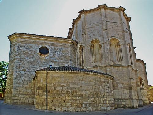 Templo del siglo XII, pero en donde ? * Dueñas (Palencia)