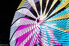 The Ferris (jeffnemo) Tags: longexposure carnival arizona ferris ferriswheel chandler