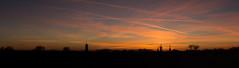 DESERT_SUNSET_PANO (John Haggart) Tags: sunset arizona sky color desert az