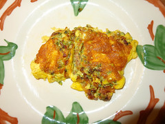 Malungay flower omelet (ka2rina) Tags: food tropical homegrown malungayfloweromelet