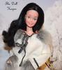Vintage Snowprincess Superstar Face Mold Barbie Doll (The doll keeper) Tags: black vintage barbie snowprincess ravenhair superstarbarbie