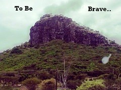 To Be brave (Iqbal Osman1) Tags: brave reminders gentleprods