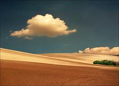 Simplicity (Katarina 2353) Tags: sunset sky film nature clouds landscape photography spring nikon paisaje paysage katarinastefanovic katarina2353 serbiainspired