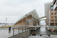 Astrup Fearnley Museet - Oslo (Norway) (Meteorry) Tags: city bridge urban art oslo norway museum march norge europe contemporaryart akerbrygge entertainment pont frogner scandinavia renzopiano tjuvholmen stranden museet norvege holmen brygge stlandet 2014 meteorry strandpromenaden astrupfearnleymuseet bryggedriftas bolettebrygge