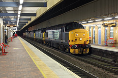 37409+37402+37425+37218 WBQ 6th March 2014 (John Eyres) Tags: crewe sellafield 37218 37409 37402 37425 6k73
