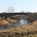 Haynsburg, Weiße Elster-Brücke
