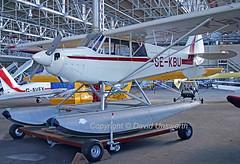 SE-KBU (David Unsworth (davidu)) Tags: sea plane husky aviation christen seaplane christena1husky davidunsworth sekbu daviduair
