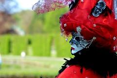 Carnaval de Venise - Annevoie 2014 (etassart) Tags: jardin carnaval venise masque déguisement annevoie