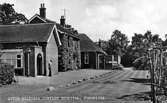 Tonbridge Cottage Hospital (robmcrorie) Tags: uk history hospital cottage patient health national doctor nhs service medicine british nurse tonbridge healthcare infirmary