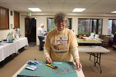 Spring Quilt Retreat 2014