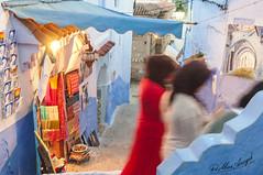 Chauen (m.mar99) Tags: africa nikon lugares marroqui marruecos extico con encanto tradicion chauen