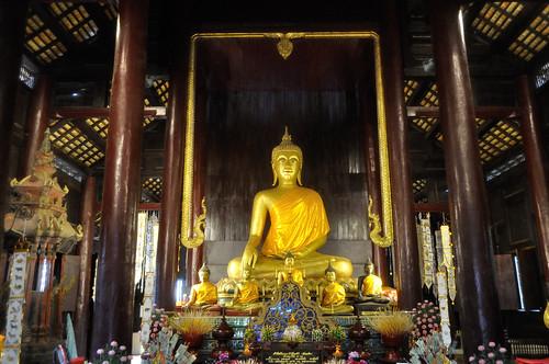 Buddha, Chiang Mai, Thailand