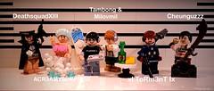 Destinys most elite guardians (Legoagogo) Tags: chichester legoagogo