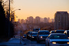 The city from a distance (SteveC123!) Tags: york sunset toronto canon evening centre north east ave stm sheppard 18135mm skycloudssun t5i
