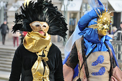 Maskenzauber an der Alster (Thaddus Zoltkowski) Tags: kunst fantasy venedig barock karneval masken verkleidet wenecja kostme maski maskenzauber maskenzauberanderalster maskenz