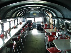 BBQ in a Bus (Neal3K) Tags: restaurant diner bbq barbque greyhoundbus columbusga countrysbbq