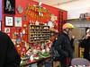 Future Studio going bonkers for orange stuff during December 2014's Spoke(n) Art Ride (ubrayj02) Tags: spokenart nelaart flyingpigeonla