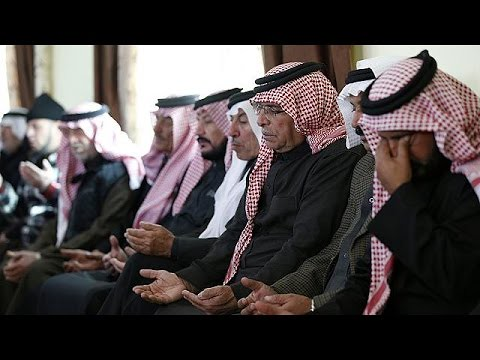 King of Jordan visits family of pilot murdered by ISIL