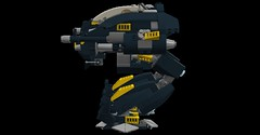 BattleMech Armadillo (Medium) (wray20641) Tags: toy toys lego mechwarrior mech moc battlemech
