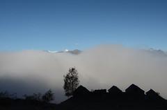 Croc Camp (gramignacosy) Tags: nuvole piemonte nebbia montagna vco escursionismo valgrande baite croccamp