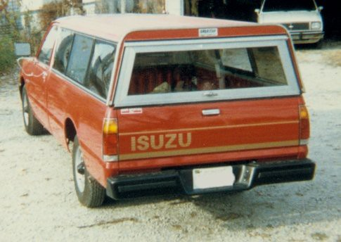 isuzu isuzupickup
